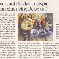 Rheinische Post vom 08. Februar 2017