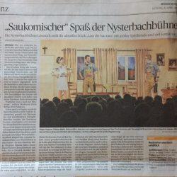 Rheinische Post vom 6.4.2019